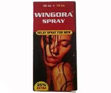 خرید اسپری تاخیری وینگورا دارای ماده سیلدنافیل